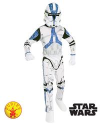 Clone Trooper Costume - Size 3-5