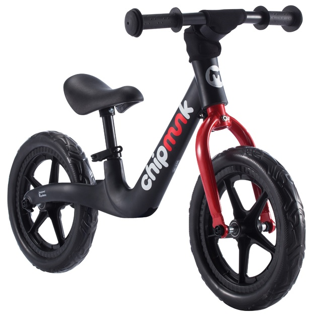 RoyalBaby: Chipmunk Balance Bike - Black