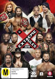 WWE: Extreme Rules - 2019 on DVD image