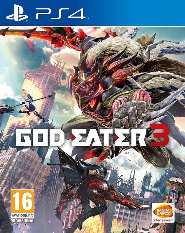 God Eater 3 for PS4