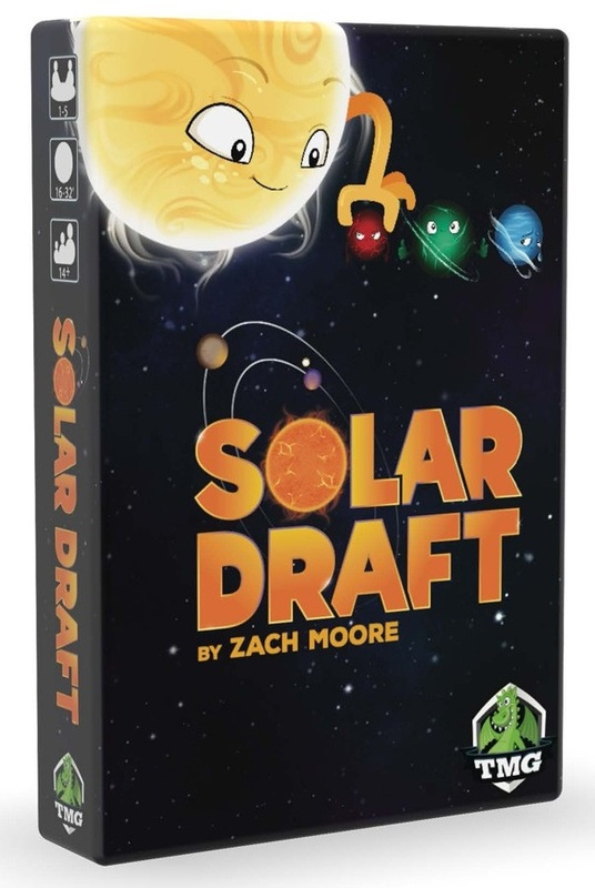 Solar Draft - Card Game
