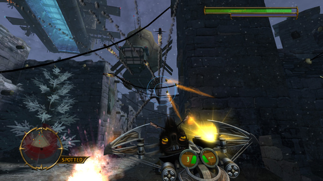Oddworld: Stranger's Wrath for Switch
