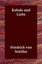 Kabale Und Liebe by Friedrich von Schiller image