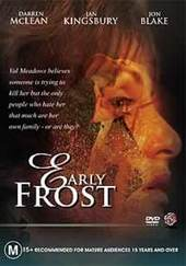 Early Frost on DVD