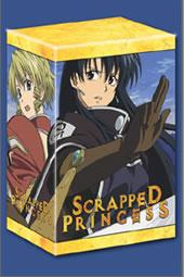 Scrapped Princess - Collector's Box & Vol 1 on DVD