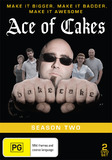 Ace of Cakes - Season 2 on DVD