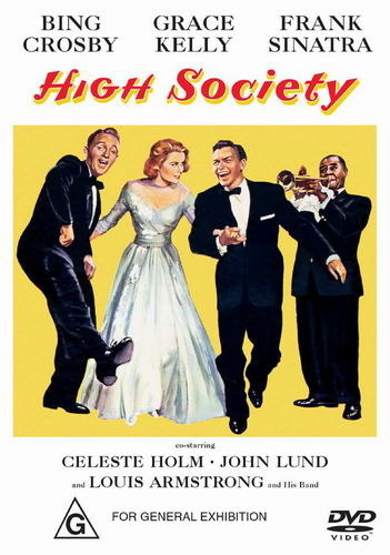 High Society on DVD