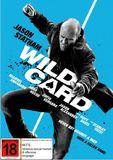 Wild Card DVD