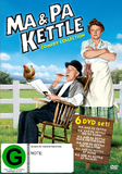 Ma & Pa Kettle - Complete Comedy Collection DVD