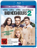 Bad Neighbours 2 on Blu-ray