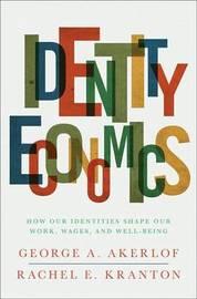 Identity Economics by George A Akerlof