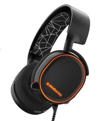 SteelSeries Arctis 5 Wired Gaming Headset (Black) for PC