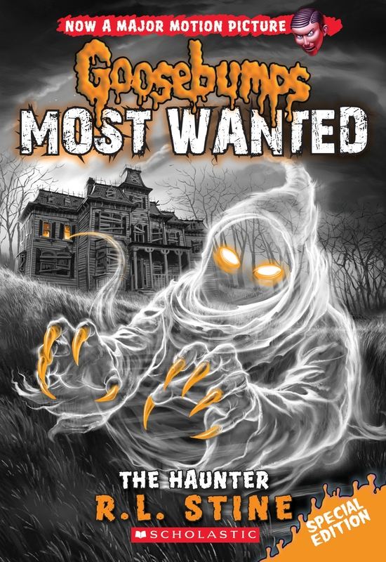 Goosebumps Most Wanted: The Haunter by Stine,R,L