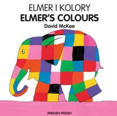 Elmer's Colours by David McKee image