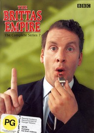 Brittas Empire, The - Complete Series 7 on DVD image