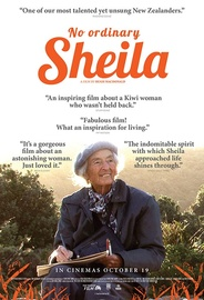 No Ordinary Sheila on DVD