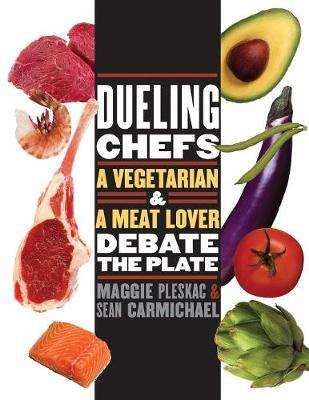 Dueling Chefs by Maggie Pleskac