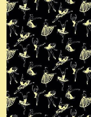 Ballet Dancers Notebook by In Motion Paper Press