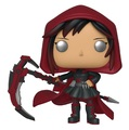 RWBY: Ruby Rose (with Hood) - Pop! Vinyl Figure