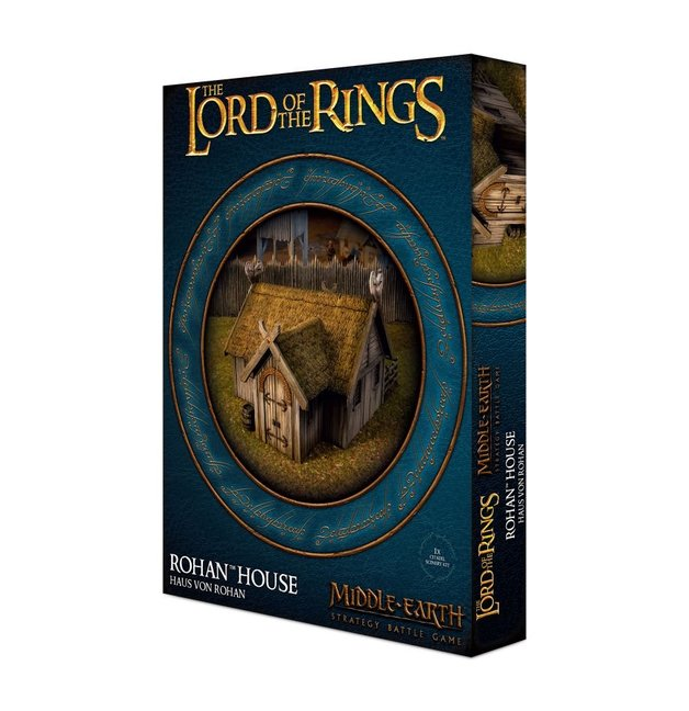 Middle Earth Strategy Battle Game: Rohan House