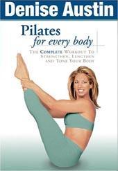 Denise Austin - Pilates For Every Body on DVD