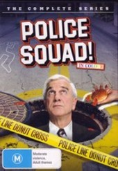 Police Squad! - The Complete Series on DVD