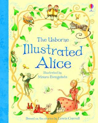 Illustrated Alice by Lesley Sims image