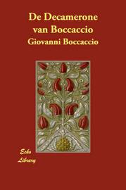 De Decamerone Van Boccaccio by Giovanni Boccaccio image