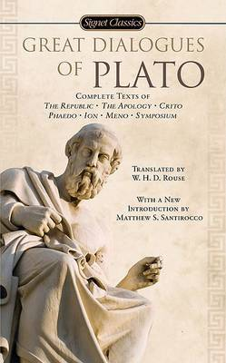 Great Dialogues Of Plato by Plato image
