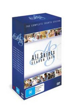 All Saints - Complete Season 4 (10 Disc Box Set) on DVD