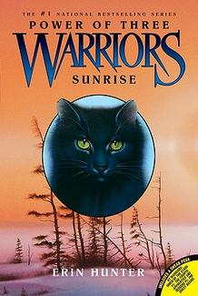 Sunrise (Warriors: Power of Three #6) by Erin Hunter image