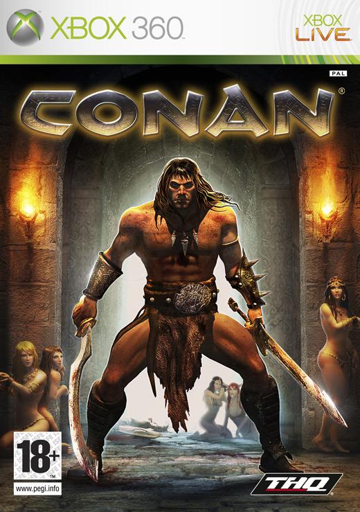 Conan for Xbox 360