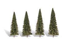 Woodland Scenics Forever Green Trees (4 pack)