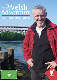 A Great Welsh Adventure with Griff Rhys Jones on DVD