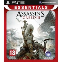 Assassin's Creed III (PS3 Essentials) for PS3