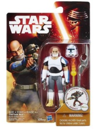 "Star Wars 3.75"" The Force Awakens - Captain Rex Figure"