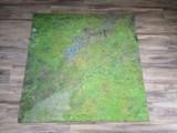 UrbanMatz Grassland Gaming Mat (4x4)