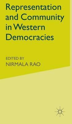 Representation and Community in Western Democracies image