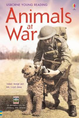 Animals At War by Isabel George image