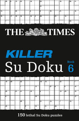The Times Killer Su Doku 6
