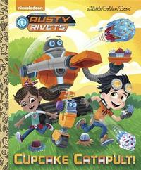 Cupcake Catapult! (Rusty Rivets) by Frank Berrios