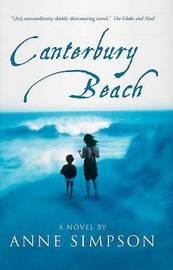 Canterbury Beach by Anne Simpson image