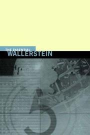 The Essential Wallerstein by Immanuel Wallerstein
