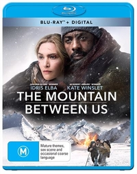 The Mountain Between Us on Blu-ray