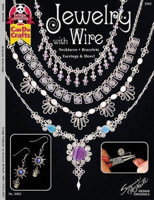 Jewelry with Wire by Suzanne McNeill