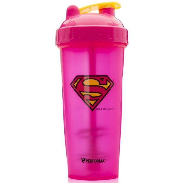 Performa: DC Comics Hero Series Shaker - Supergirl (800ml)
