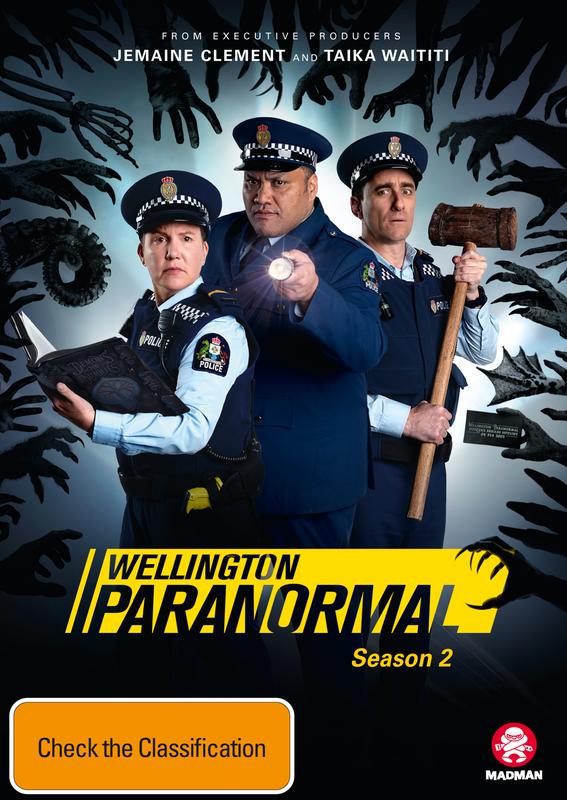 Wellington Paranormal - Season 2 on DVD