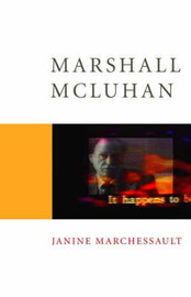 Marshall McLuhan by Janine Marchessault image