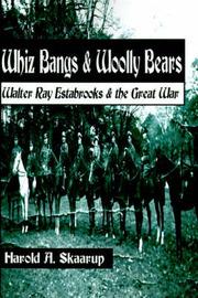 Whiz Bangs & Woolly Bears by Harold A Skaarup image