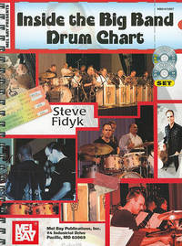 Inside the Big Band Drum Chart by Steve Fidyk image